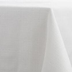 Tovaglia canapa bianco