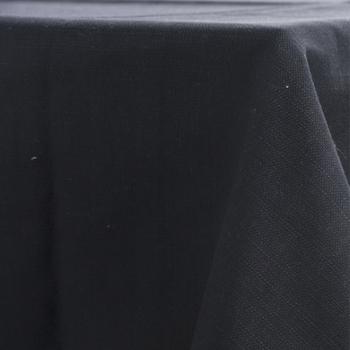 Tovaglia canapa nero