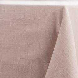 Tovaglia canapa rosa antico